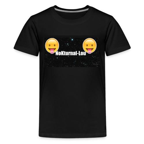 Channel Shirt - Kids' Premium T-Shirt