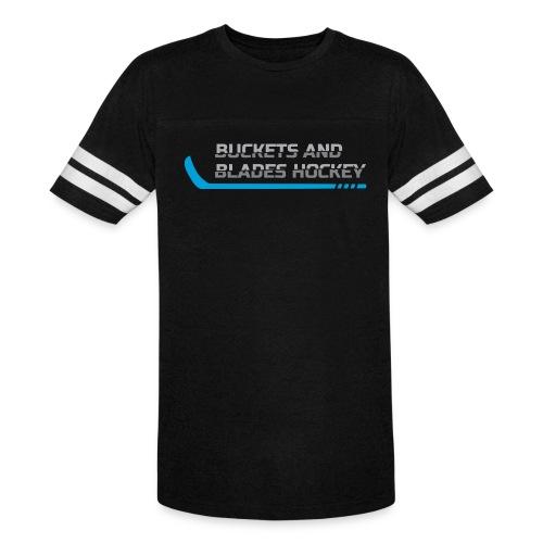 Buckets and Blades Hockey-Vintage Sport - Vintage Sport T-Shirt