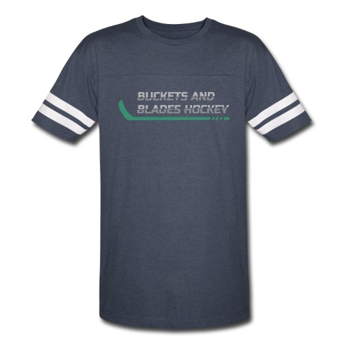 Buckets and Blades Hockey-Vintage Sport - Vintage Sport T-Shirt