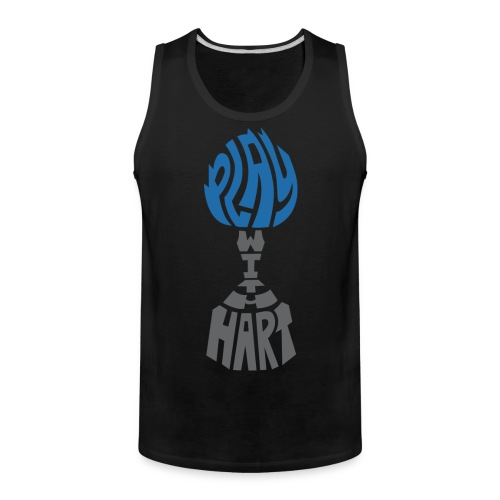 Play with Hart-Men's Tank - Men's Premium Tank