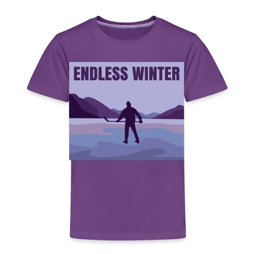 Endless Winter- Toddler Tee - Toddler Premium T-Shirt