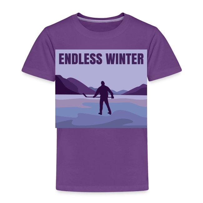 Endless Winter- Toddler Tee