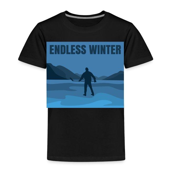 Endless Winter-Toddler Tee