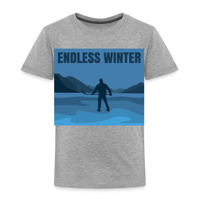 Endless Winter-Toddler Tee