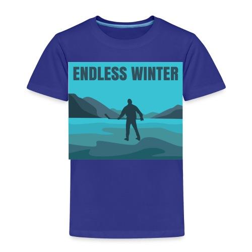 Endless Winter-Toddler Tee - Toddler Premium T-Shirt