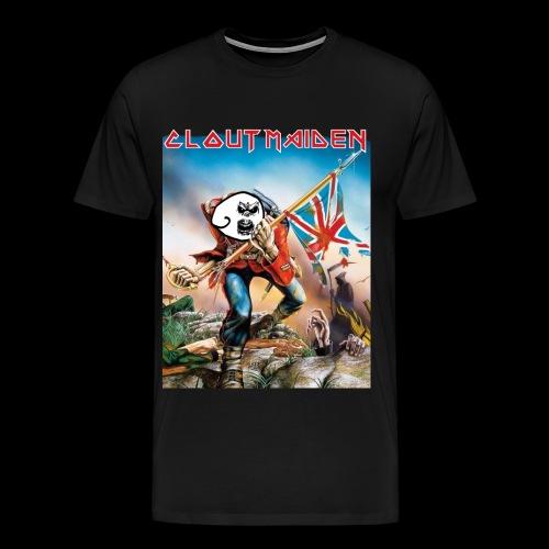 Clout Maiden - Men's Premium T-Shirt