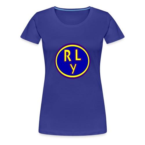 RLYoshi Logo (Women) - Women's Premium T-Shirt