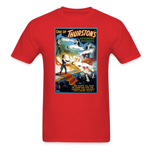 Thurston Astounding Mysteries T-Shirt (Men) - Men's T-Shirt