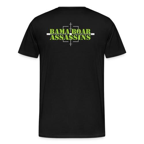BBA Work Shirt - Men's Premium T-Shirt
