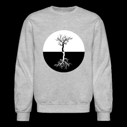 Black & White Tree sweater - NEKLEY`s special - Crewneck Sweatshirt