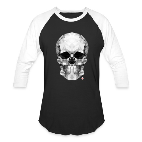 skull 50 by studioHmadrid - Baseball T-Shirt