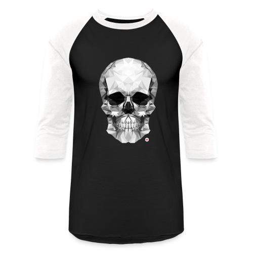 skull 50 by studioHmadrid - Baseball T-Shirt