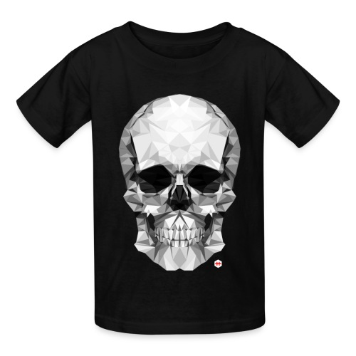 skull 50 by studioHmadrid - Kids' T-Shirt