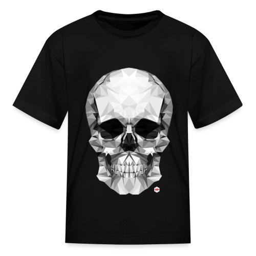 skull 50 by studioHmadrid - Kids' T-Shirt