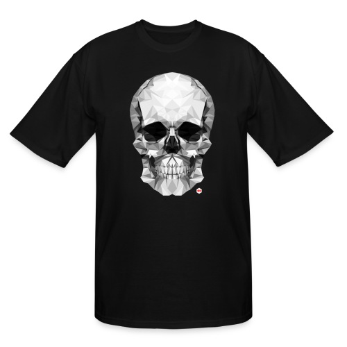 skull 50 by studioHmadrid - Men's Tall T-Shirt