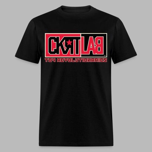 CKRTLAB TOYS Logo - Men's T-Shirt