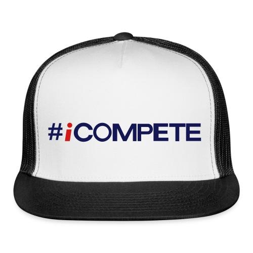 #iCompete Trucker Hat - Trucker Cap