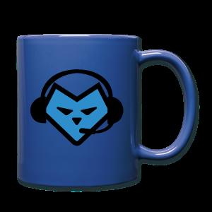 Jackals Den Solid Colour Mug - Full Color Mug