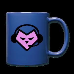 Mrs Jackals Solid Colour Mug - Full Color Mug