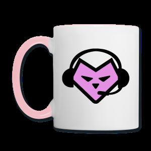 Mrs Jackals Mug - Contrast Coffee Mug