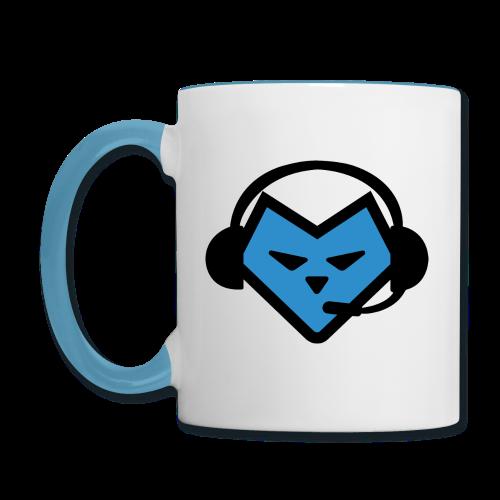 Jackals Den Mug - Contrast Coffee Mug
