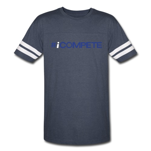 icompete_logo_final_outli - Vintage Sport T-Shirt