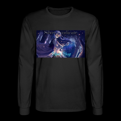 Silver Skye Mens Long-Sleeve T-Shirt - Men's Long Sleeve T-Shirt
