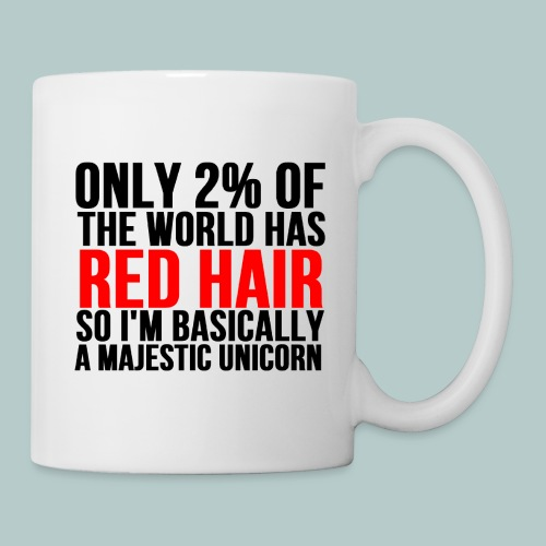 Red Heads - Coffee/Tea Mug