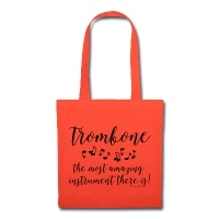 Amazing Trombone - Tote Bag