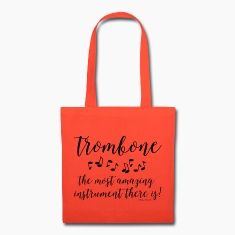 Amazing Trombone Bags & backpacks