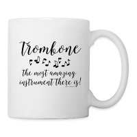 Amazing Trombone - Coffee/Tea Mug