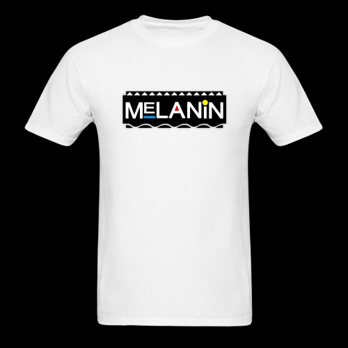 Melanin - Men's T-Shirt