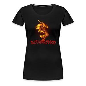 Womens's Premium T-Shirt - Cotton (Small-3XL) - Women's Premium T-Shirt