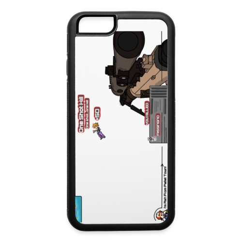 NOSCOPE! - iPhone 6/6s Rubber Case