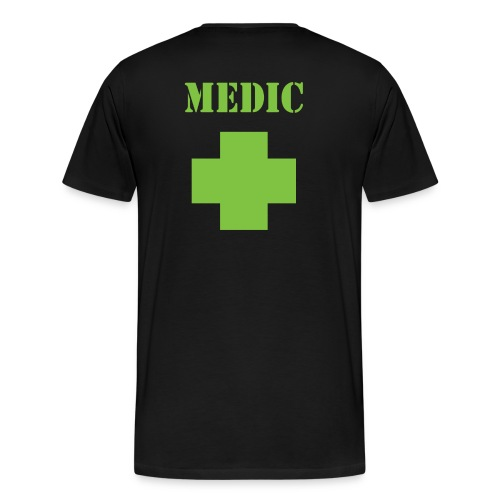 BBA MEDIC SHIRT - Men's Premium T-Shirt