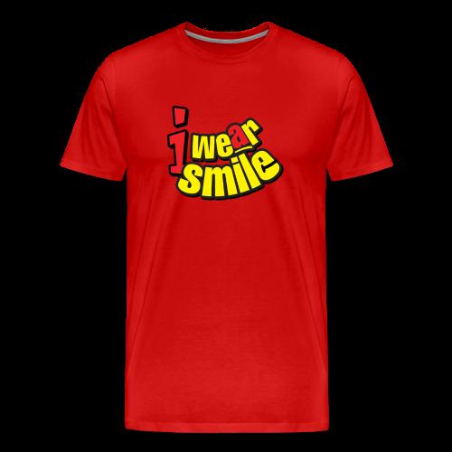 iws tag men tshirt - Men's Premium T-Shirt
