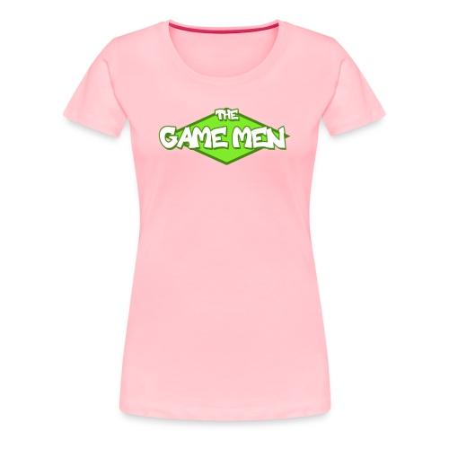 TGM Heads T-shirt (Ladies) - Women's Premium T-Shirt