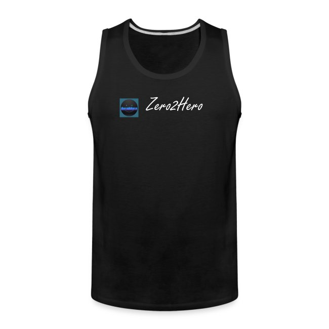 Zero2Hero Men's Tank Top