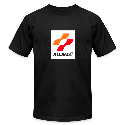 KOJIMA RETRO AMERICAN APPAREL T-SHIRT - Men's T-Shirt by American Apparel