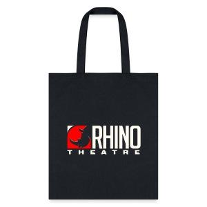 Rhino Theatre Black Tote - Tote Bag