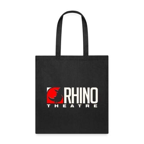 Rhino Theatre Black Tote - Tote Bag