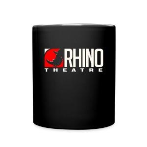 Rhino Theatre Black Coffee Mug - Full Color Mug