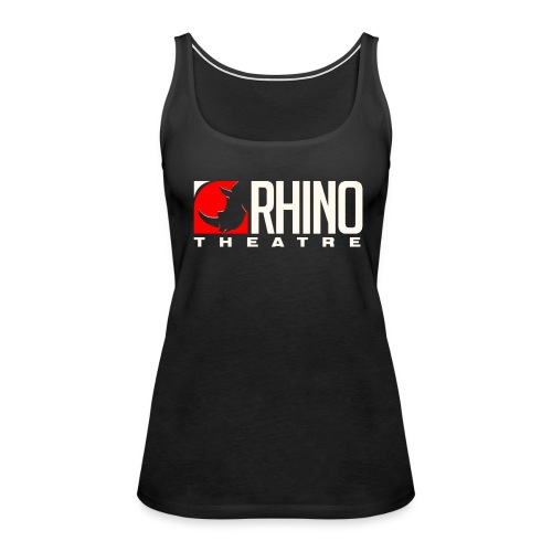 Rhino Theatre Black Women Tank - Women's Premium Tank Top
