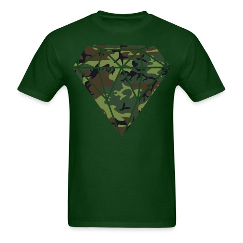 Diamond in Rough - Men's T-Shirt