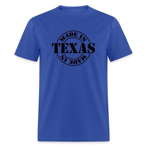tx pride - Men's T-Shirt