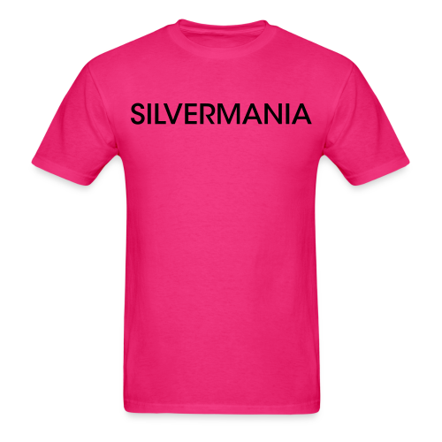 SILVERMANIA - Men's T-Shirt