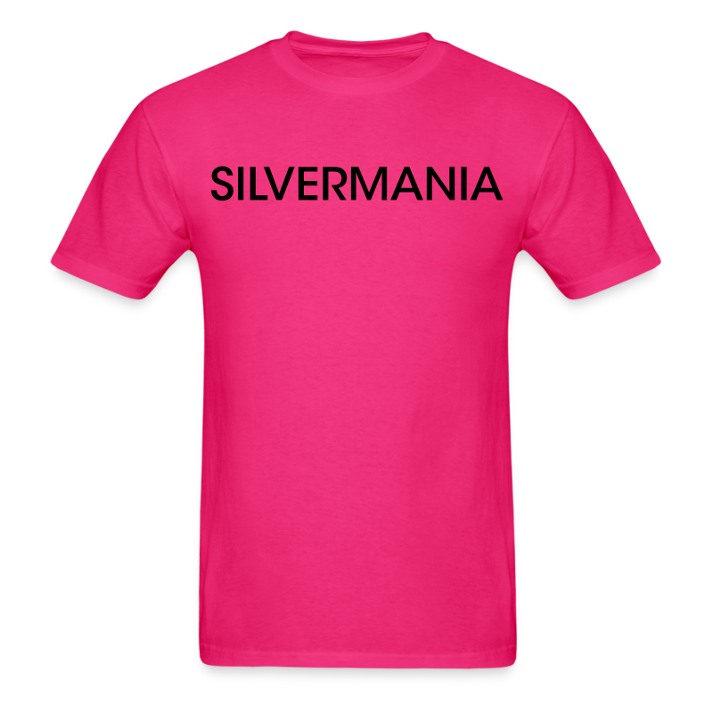 SILVERMANIA - Men's T-Shirt