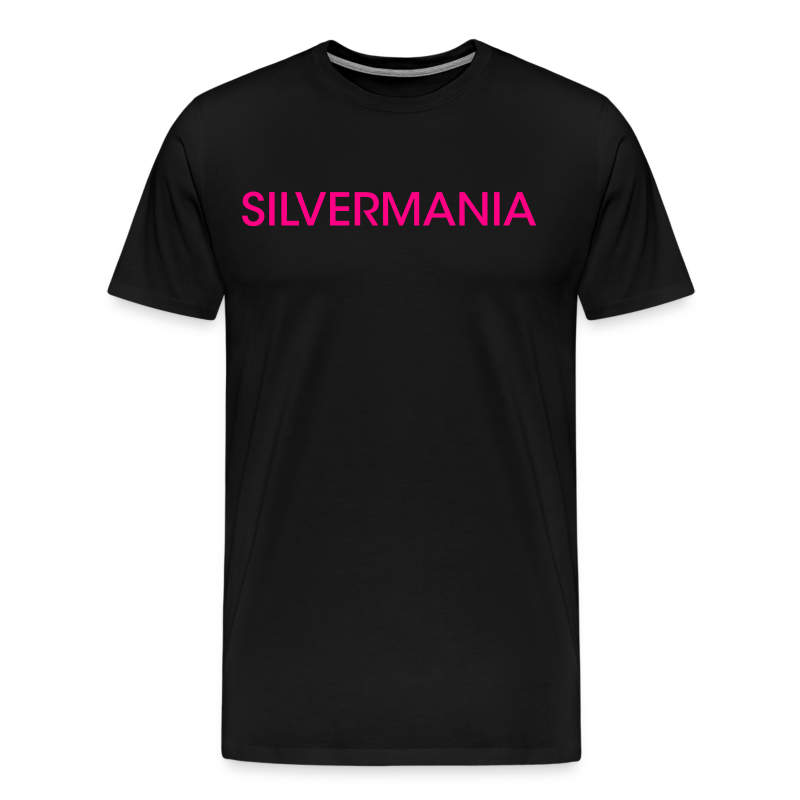 SILVERMANIA - Men's Premium T-Shirt