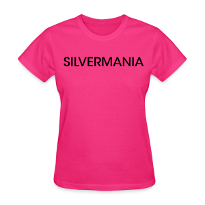 SILVERMANIA Ladies - Women's T-Shirt