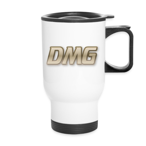 White Travel Mug - Travel Mug